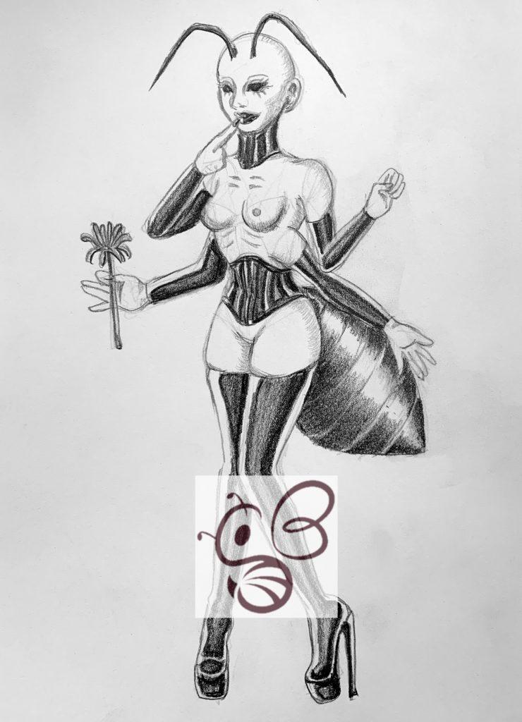 アリの女王