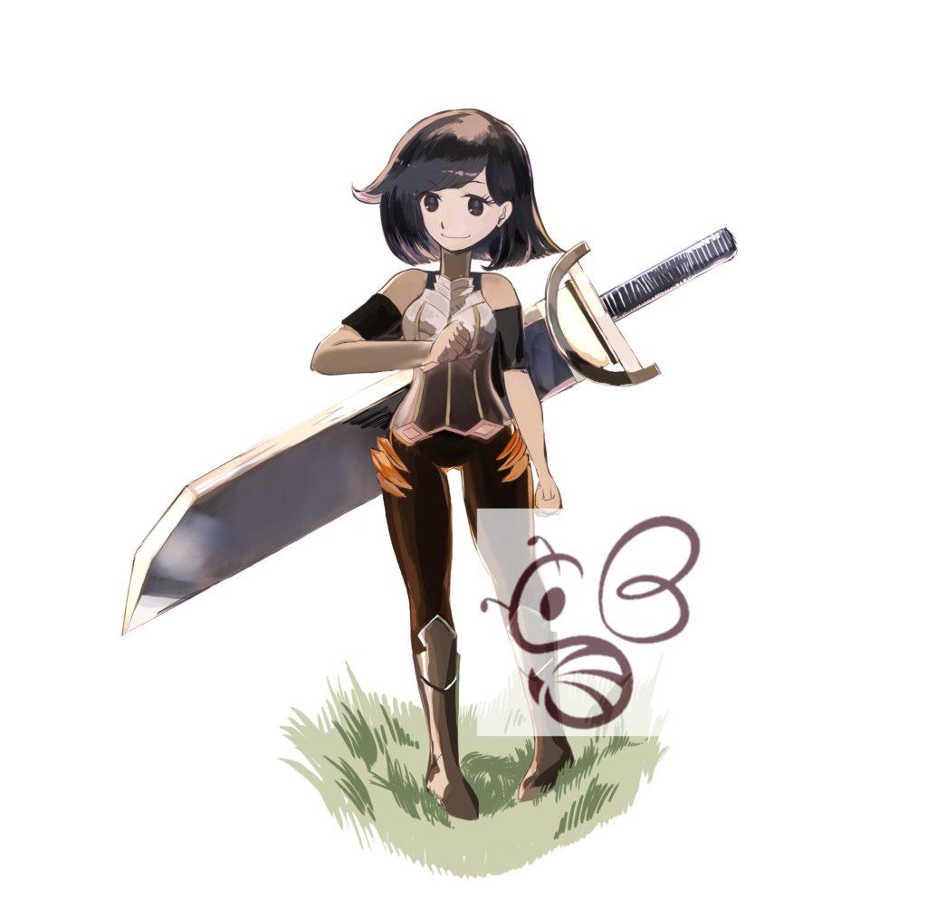 RPGキャラクター
